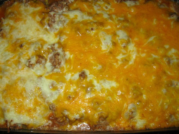 THM: Traditional Lasagna THMified