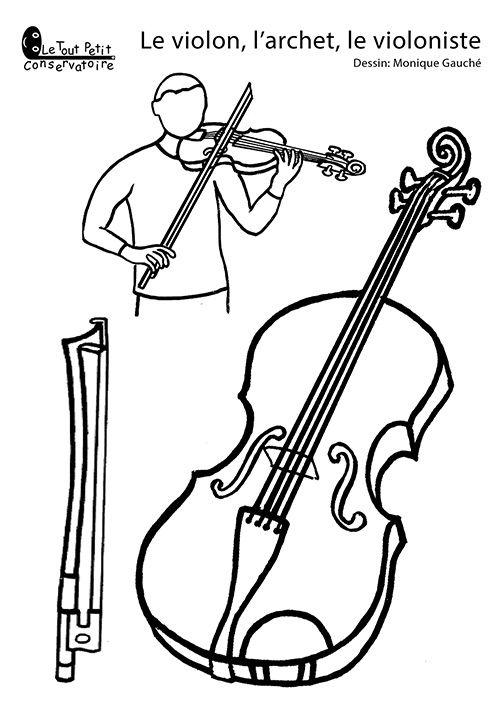 Instrument de musique dessin ur89 montrealeast - Musique coloriage ...