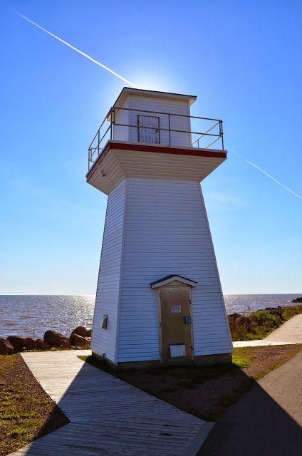 Lighthouse Summerside, PEI >> ms. whipp