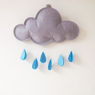 Hot!Baby Photography Props Colorful Clouds Raindrop Accessories Photographie Newborn Photography Props Fotografie Achtergronden