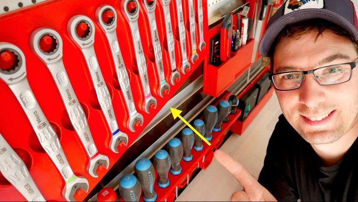 Die zehn besten Werkzeughalter! Hier zeig ich dir, wie du ...