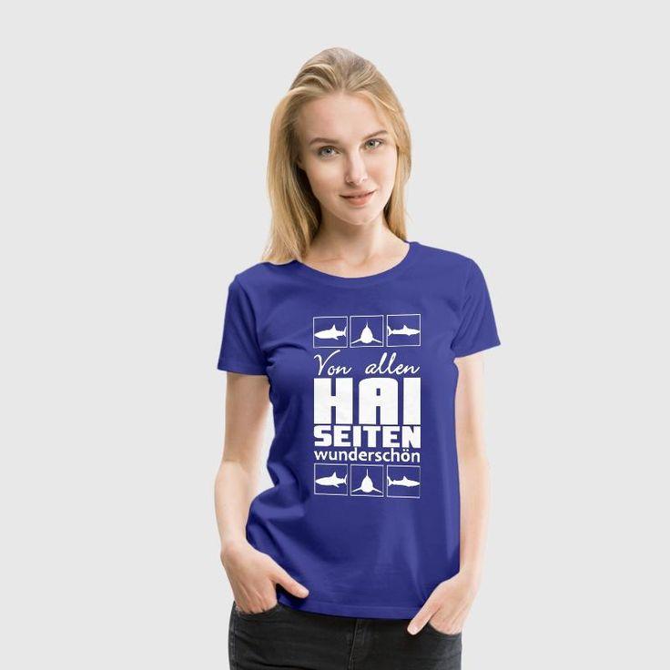 Von allen HAI Seiten wunderschön. Einmalig coole Shirts und Geschenke für schöne Freunde der wunderschönen Haie.  #hai #haie #fisch #haifisch #raubfisch #ozean #meer #savesharks #shark #sharkweek #fun #sprüche #lustig #tiere #tierschutz #sprüche #shirts #geschenke #shopping #geburtstag #weihnachten