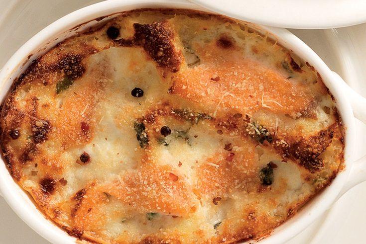 Ricetta Pasticcio di lasagne, robiola e salmone affumicato - La Cucina Italiana: ricette, news, chef, storie in cucina