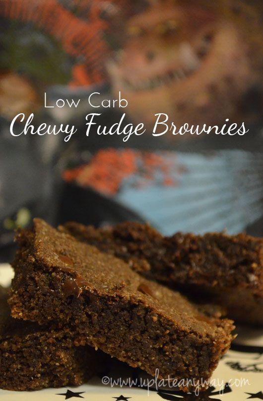 Keto Chewy Brownies   MY FAVORITE