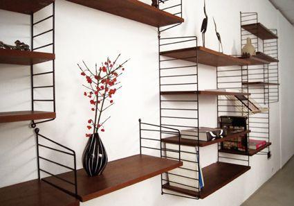 string shelf – nisse strinning