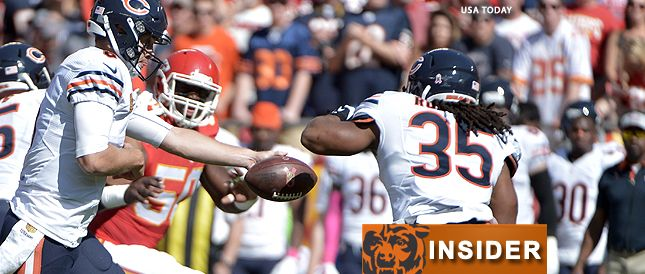 Bears place Jacquizz Rodgers on IR, sign Antone Smith | CSN Chicago