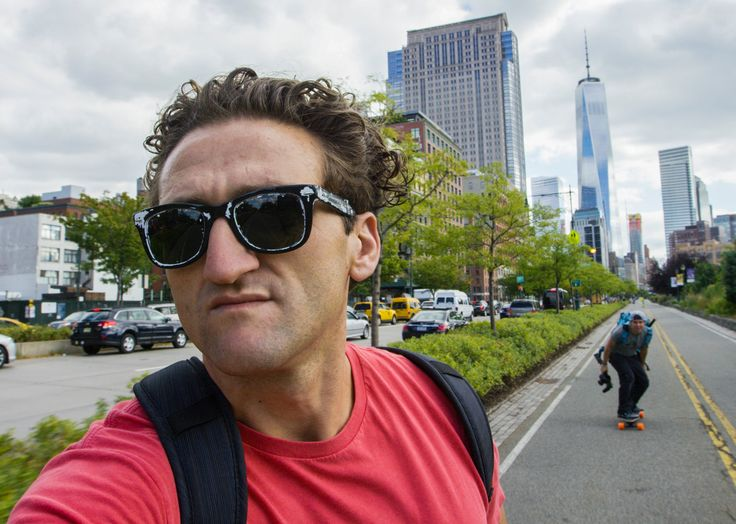 Discovering Your Voice with Casey Neistat! - In 4K
