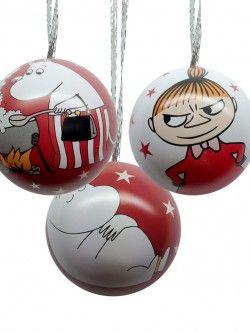 Moomin balls