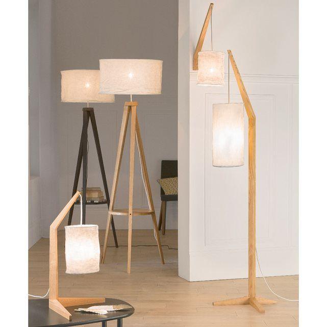 17 meilleures id es propos de lampadaire interieur sur - Fabriquer un repose pied en bois ...