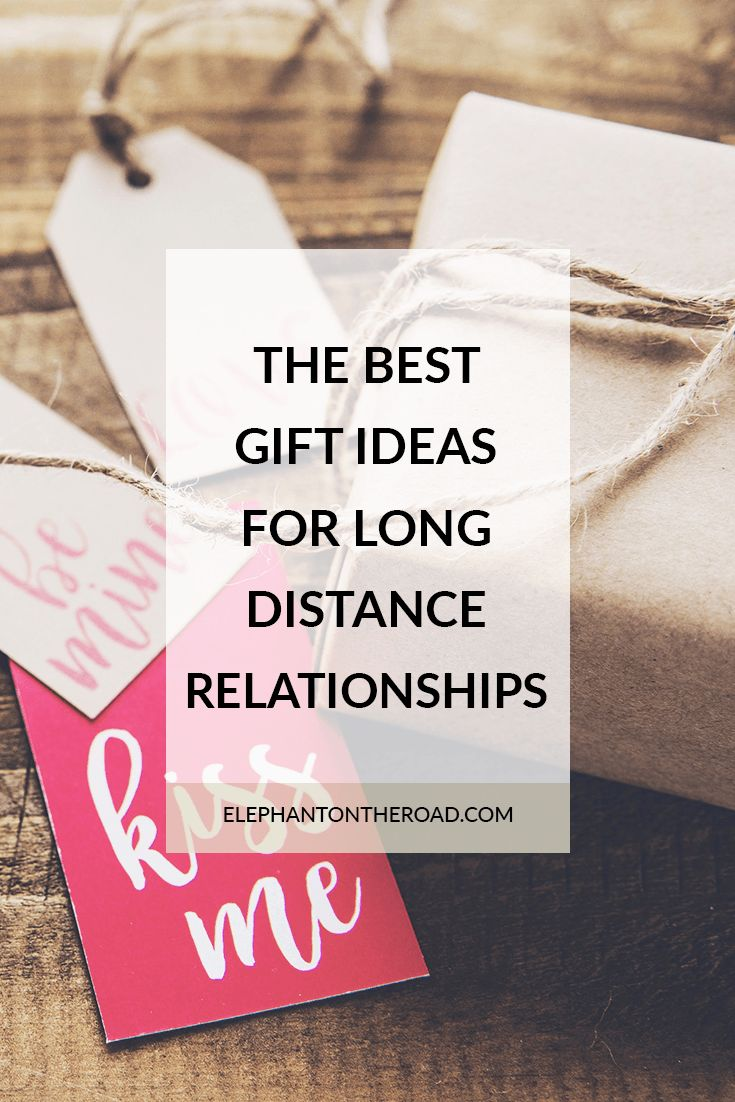 The Best Gift Ideas For Long Distance Relationships
