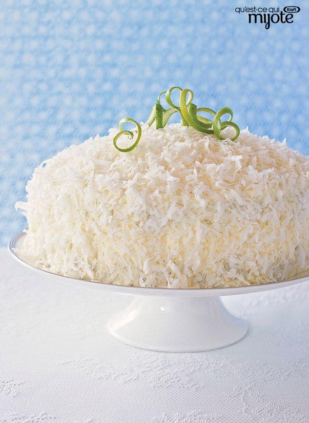 g 226 teau boule de neige recette divins desserts recipe