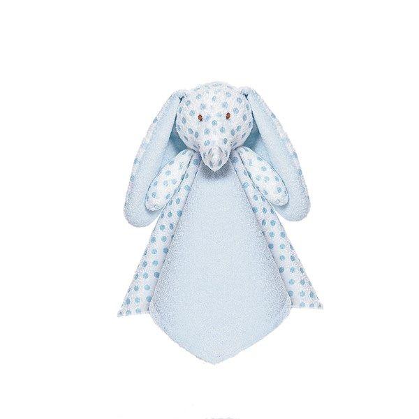 Snuttefilt Teddy Baby Big Ears, Elefant, Teddykompaniet