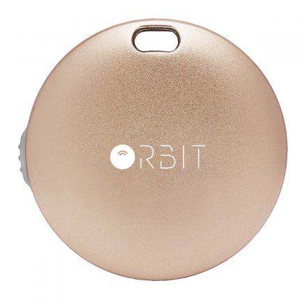 Schlüsselfinder Orbit mit Bluetooth und Selfie Funktion rose gold von Orbit jetzt im design3000.de Shop kaufen! Keine Gegenstände mehr verlieren...