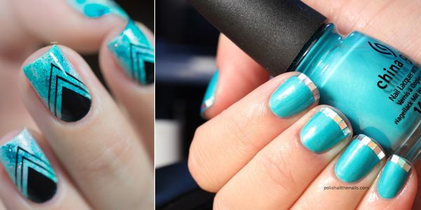 A fresh and playful color for our manis!