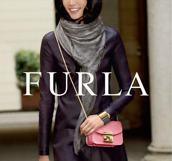 Furla Metropolis Mini Cross-Body Bag - love!
