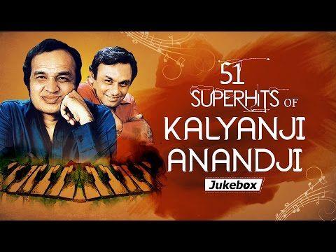 Best Of Kalyanji Anandji Part 1 (HD) - Top 10 Songs - Old Hindi Bollywood Songs - YouTube