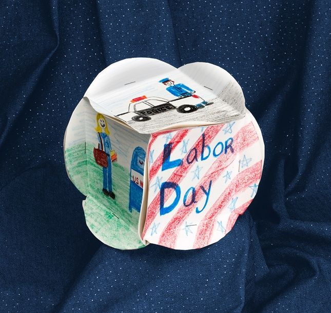 How do different countries observe labor day create a for Crafts for labor day
