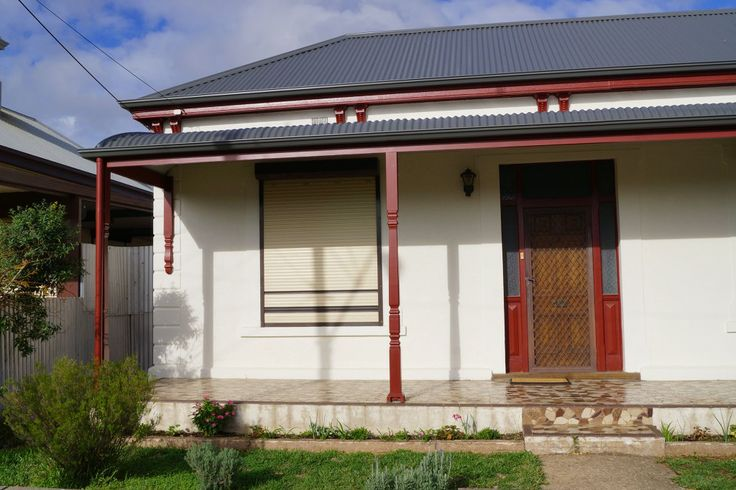 After a gorgeous roofing and verandah renovation, rejuvenating these shutters would make the whole front shine!  Read about options to rejuvenate shutters: http://trsrc.com.au/shutter-rejuvenation-chapter-1-accent-slats/