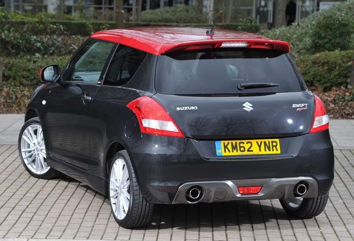 Suzuki Swift Sport SZ-R Edition