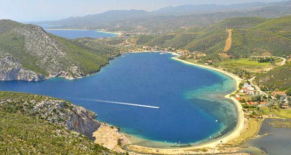 Porto Koufo-Chalkidiki Greece
