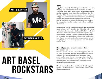 """Check out new work on my @Behance portfolio: """"Magazine Page"""" http://be.net/gallery/44996965/Magazine-Page"""