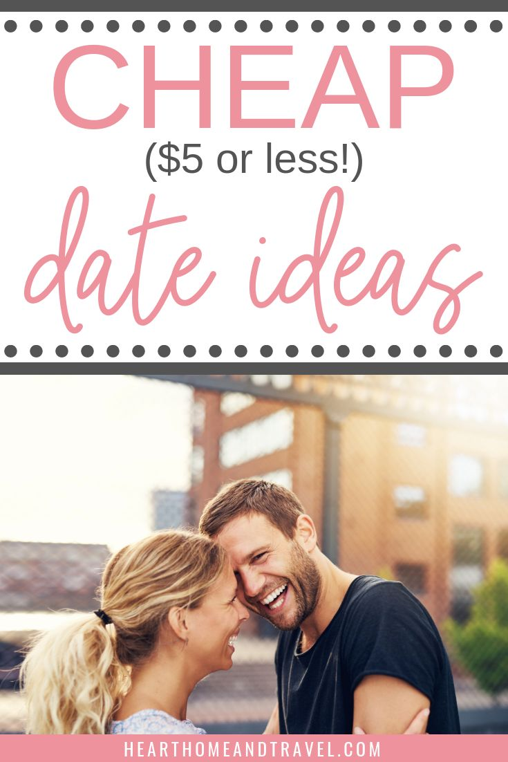 Cheap Date Ideas – $5 or Less
