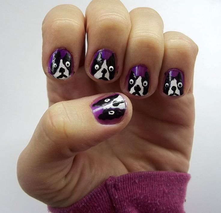 BT nail polish