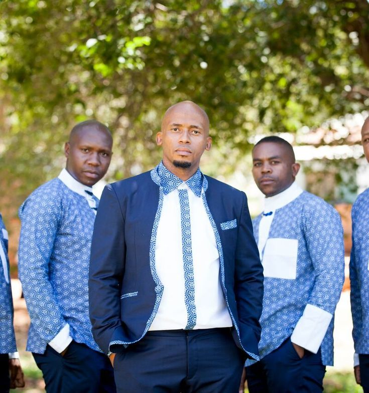 A Rustic Chic Rustenburg Wedding - South African Wedding Blog