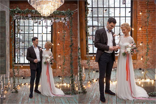 свадьба в стиле лофт - Поиск в Google