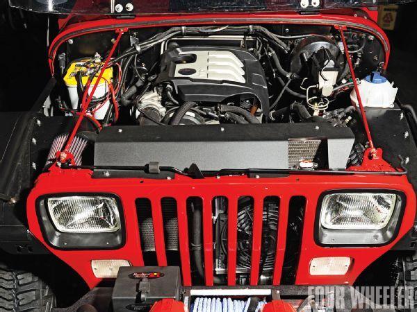 go Diesel vw Tdi In Jeep Photo 37744418