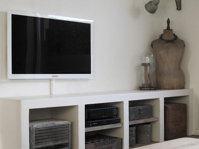 G-STYLE: Zonsopgang, tv-kast en nieuwe tafel