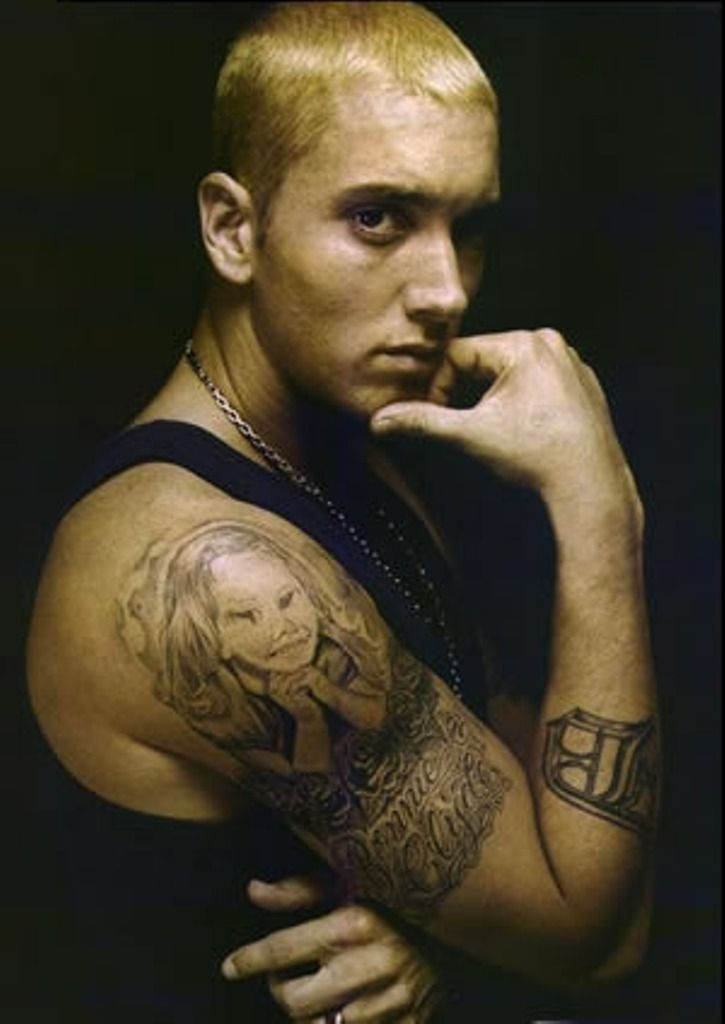 "Eminem ~ Born Marshall Bruce Mathers III October 17, 1972 (age 43) in St. Joseph, Missouri, US. American rapper, record producer, actor, and songwriter. Eminem is from Detroit, Michigan. In addition to his solo career, he is a member of D12 and (with Royce da 5'9"") half of the hip-hop duo Bad Meets Evil. Eminem is the best-selling artist of the 2000s in the United States; Rolling Stone ranked him 83rd on its list of 100 Greatest Artists of All Time, calling him the King of Hip Hop."