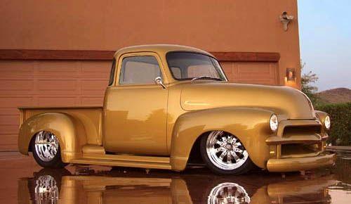 1954 Chevy 5 window