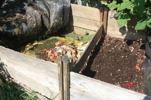 Guide to Composting at Home, and lots of composting links