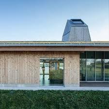 Resultado de imagen de dezeen + wood + france + storage + architecture