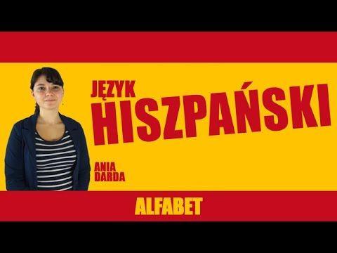 Język hiszpański - Nauka alfabetu
