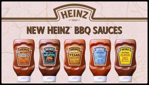 Heinz BBQ Sauce $1.19 each when you buy two