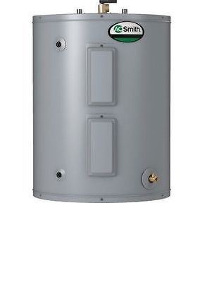 A.O. Smith 30-Gallon Lowboy Electric Water Heater Top Connect