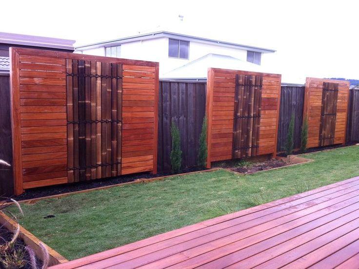 Decorative Privacy Screens Landscaping | Ground Up Garden Renovators Landscaping Decks Pergolas Pakenham www.gardenrenovators.com.au
