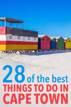 Best things to do in Cape Town, South Africa
