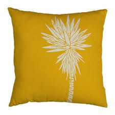 Can't you just feel the sand between your toes with this cushion?