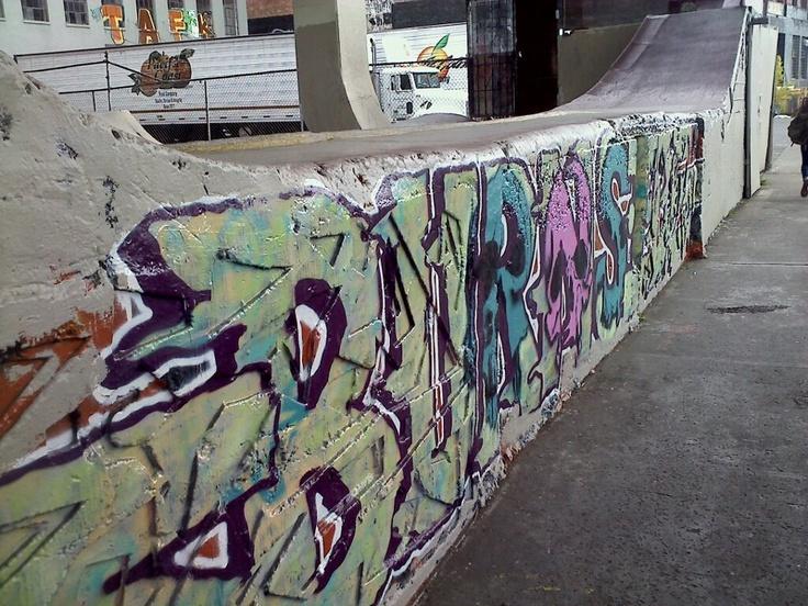 Burnside Skate Park