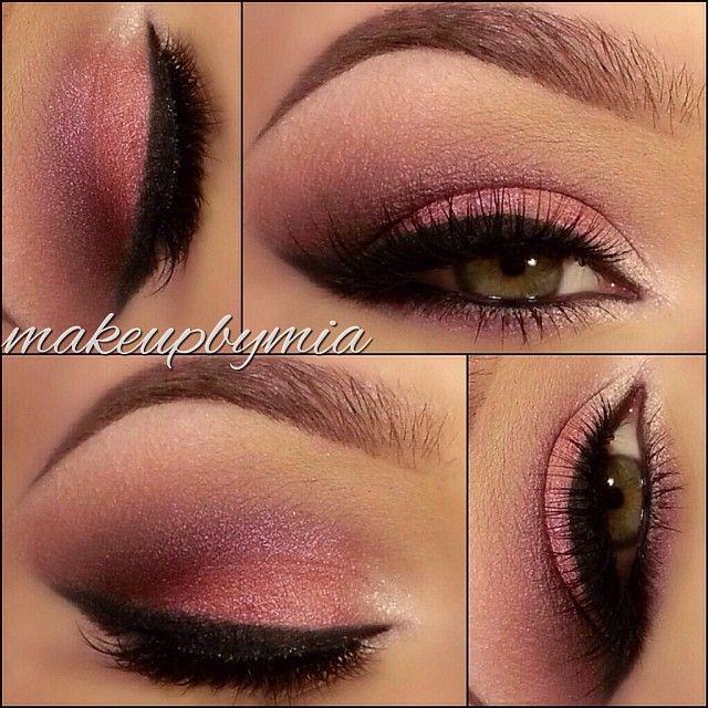 """Mauve Parfait""  @ makeupbymia"