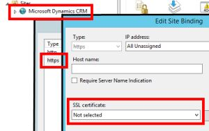 Step by step: learn how to update an SSL certificate for Microsoft Dynamics CRM. #CRM #MSDynCRM #Microsoft #Troubleshooting