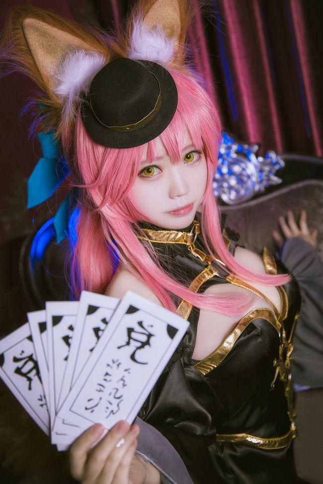 Fate/Extra cosplay   半次元-第一中文COS绘画小说社区
