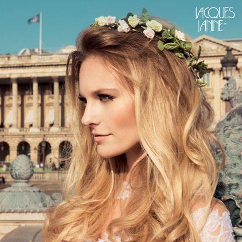 Noivinha de Luxo: Super tendência: coroa de flores para noivas