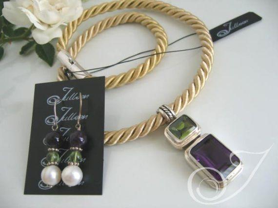 Tori Set – Pearl Jewellery
