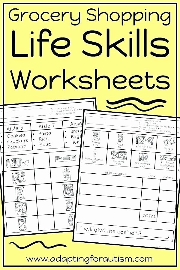 Grocery Store Math Worksheets Education Math Worksheets Grade Science 7 Inc Worksheet For In 2020 Life Skills Classroom Special Education Classroom Life Skills Lessons