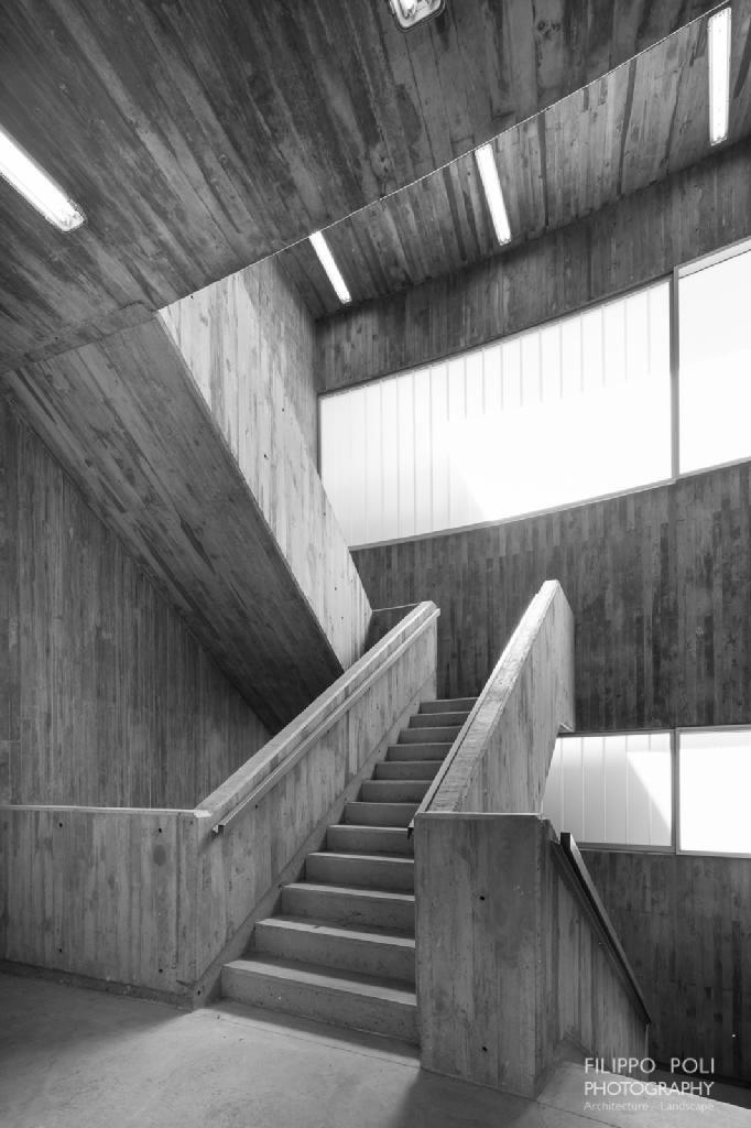 Facultad de Bellas Artes La laguna - GPY Arquitectos / Photo: Filippo Poli
