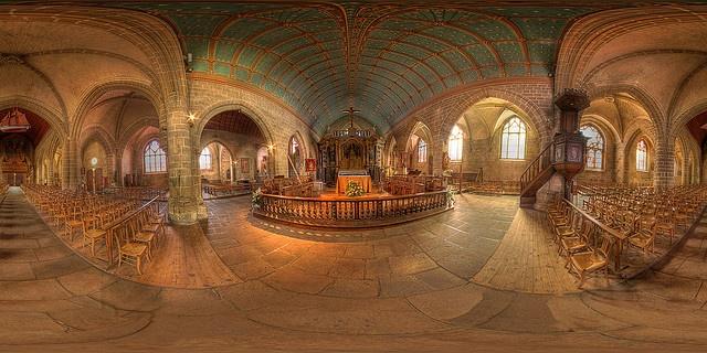 Saint-Guenole Church of Batz-sur-Mer   Vincent Montibus
